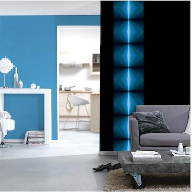 papier peint trompe l oeil style vibrato d coration maison id es d co et couleur peinture par. Black Bedroom Furniture Sets. Home Design Ideas