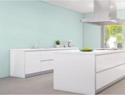 Quelle peinture pour la cuisine deco - Conseil couleur peinture cuisine ...