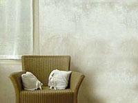 Peinture a la chaux pour salon cuisine et salle de bain - Peinture naturelle a la chaux ...