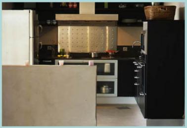 Cuisine am nag e dans petit espace meubles design - Meuble cuisine petit espace ...