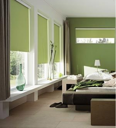 decoration chambre harmonie couleurs peinture vert sauge vert olive meuble wenge. Black Bedroom Furniture Sets. Home Design Ideas