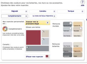 Dulux nuancier id es de design de maison - Simulateur peinture castorama ...