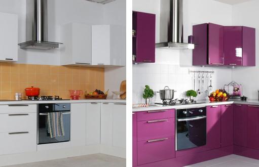 Relooker ses meubles de cuisine peu de frais deco cool - Relooker ses meubles ...