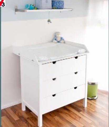 Peindre un meuble m lamin ou stratifi sans poncer - Peinture sans sous couche pour meuble ...