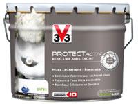 La peinture anti tache pour des murs toujours blancs v33 for Peinture anti moustique