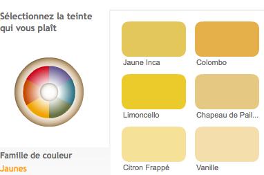 tester les couleurs de peinture pour son projet de dcoration dintrieur - Visualiser Peinture Dans Une Piece