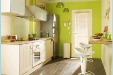 Am nagement cuisine en longueur dans petit espace - Amenagement petite cuisine ...