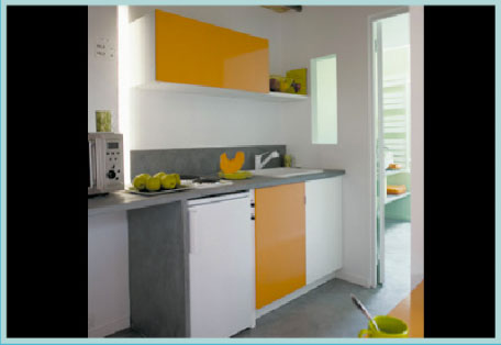 12 ideas layout of small kitchen smallkitchenappliances - Amenagement de petite cuisine ...