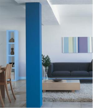 association-couleur-bleu-et-gris-dans-salon-peinture-duluxe-valentine ...