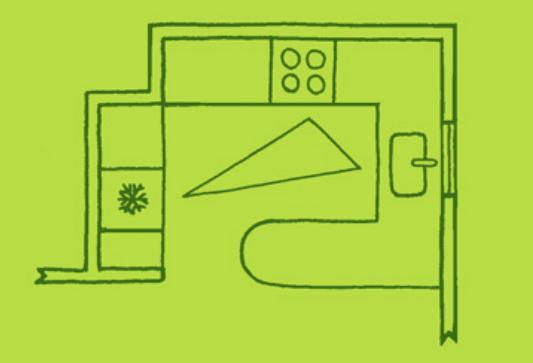 Planificateur de cuisine planificateur de cuisines - Comment amenager une petite cuisine ouverte ...