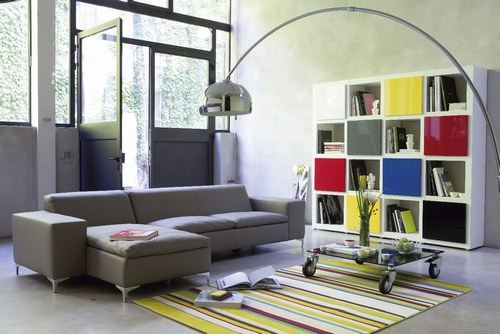 5 astuces d co pour un salon top accueillant d co cool for Decoration pour un salon