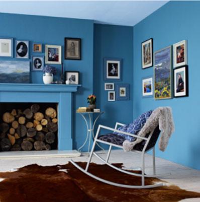 !!! couleur de salon !!! chocolat & bleu petrole/turquoise ( votre avis svp )