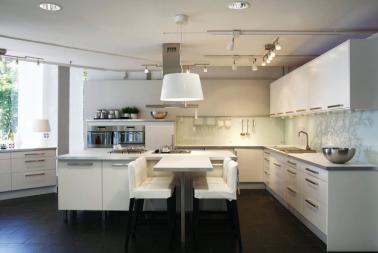 Meubles cuisine abstrakt ikea blanc laque - Mobilier cuisine ikea ...