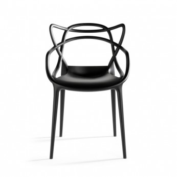chaise masters design philippe starck