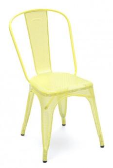 chaise tolix en acier design chantal andriot