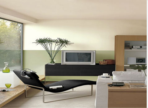 couleur decoration salon couleurs galet vert argile noir. Black Bedroom Furniture Sets. Home Design Ideas
