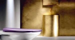 Aujourd'hui la déco WC se soigne et aux toilettes design on dit oui. La cuvette, la peinture, le carrelage des WC prennent des couleurs pour décorer des toilettes comme une vraie pièce de la maison