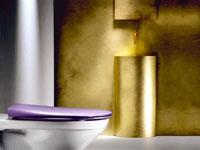 Décoration toilettes et WC couleurs et tendance déco