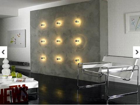 12 peinture effet pour les murs de la maison d co cool for Panneaux decoratifs pour murs interieurs