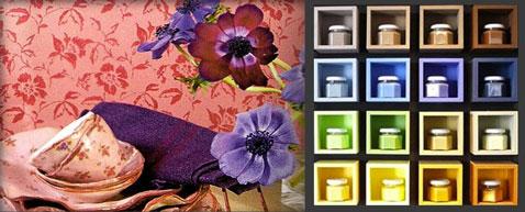 peintures the little shop gamme commplete pour tous les styles de decoration