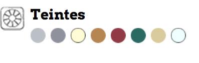 Peinture speciale sol julien nuancier 8 couleurs - Peinture julien carrelage ...
