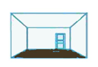 agrandir une pi ce avec couleur peinture. Black Bedroom Furniture Sets. Home Design Ideas