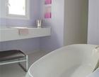 tendance couleur peinture pour salle de bain