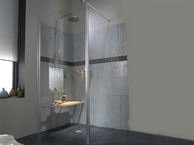 Douche Italienne Design Carrelage Anti D Rapant