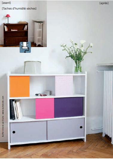 Peinture pour meuble vernis meilleures images d - Peinture pour meuble vernis ...