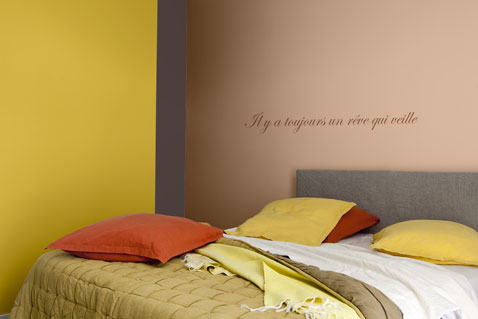 64 couleurs peinture pour peindre salon chambre. Black Bedroom Furniture Sets. Home Design Ideas