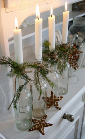 Sapin de no l et d corations de no l faire soi m me - Decoration interieur de noel ...