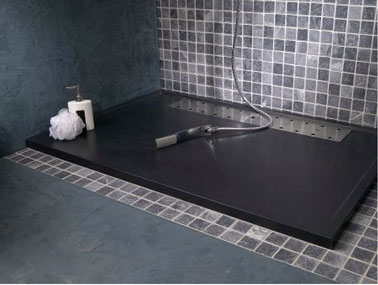 installer un receveur douche extra plat leroy merlin. Black Bedroom Furniture Sets. Home Design Ideas