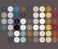 nuancier peinture finition interieur 52 teintes epure v33. Black Bedroom Furniture Sets. Home Design Ideas