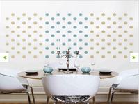 Craquez Pour Un Sticker Mural Geant Dans Le Salon La Chambre Deco Cool