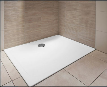 Receveur douche italienne quelle dimension choisir for Installer un bac a douche extra plat