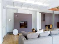 12 d co salon et chambre avec une peinture couleur taupe i for Idee de peinture pour salon