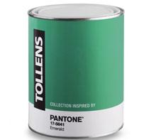 Peinture murale pour salon, cuisine et salle de bains couleur vert émeraude, la couleur tendance pour la maison en 2013