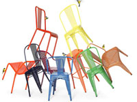 chaises-meubles-industriel-casier-clapet-Tolix
