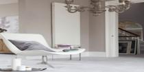 couleur taupe pour la decoration du salon. couleur peinture taupe, canapé, coussins et rideaux