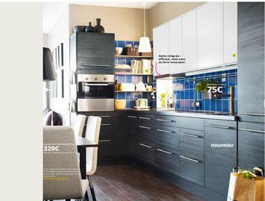 Cuisine 18 mod les coup de coeur d 39 ikea fly conforama for Ikea cuisine abstrakt blanc