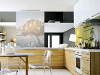 Trouver une cuisine aménagée blanche, noire ou en bois avec îlot parmi les nouveautés du catalogue Ikea, Fly et Conforama est chose facile tant les modèles de cuisine sont variés et originaux.