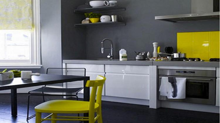20 Idées Déco Pour Une Cuisine Grise  Deco-Cool.com