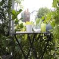comment amenager un balcon en ville, idee sdeco