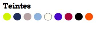 Nuancier peinture meuble melamine startifie sans sous couche julien 10 couleurs - Peinture sans sous couche pour meuble ...