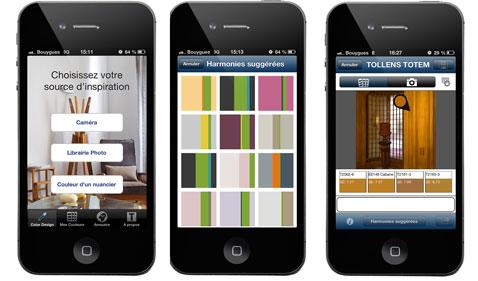 marier les couleurs de peinture partir d 39 une photo d co cool. Black Bedroom Furniture Sets. Home Design Ideas