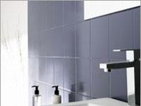 Peinture carrelage mural - Peindre sur carrelage salle de bain ...