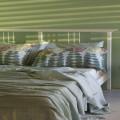 couleurs et décoration de la chambre. La tendance couleurs pastels pour la peinture et le linge de lit pour le printemps 2013