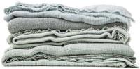 collection drap de lit, housse de couette et plaid couleur thé vert chez Society pour la collection printemps été 2013