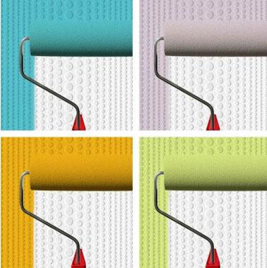Papier peindre comment choisir la qualit du papier - Peindre 2 murs sur 4 ...