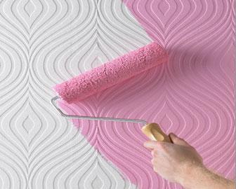 Papier a peindre vinyl expanse graham brown - Peindre du papier peint vinyl ...
